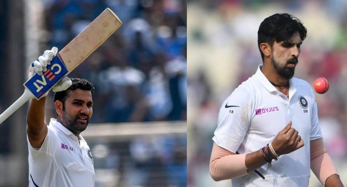 रवि शास्त्री ने रोहित शर्मा और इशांत शर्मा को लेकर ऑस्ट्रेलिया में टेस्ट सीरीज खेलने पर व्यक्त किया संशय