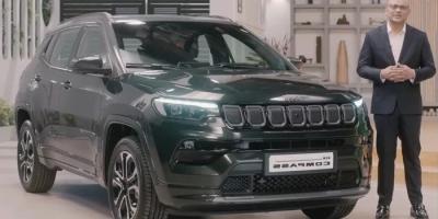 भारत में 2021 Jeep Compass को लॉन्च कर दिया गया है.