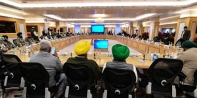 9वें दौर की वार्ता आज केंद्र सरकार और किसान संगठन फिर मिलेंगे