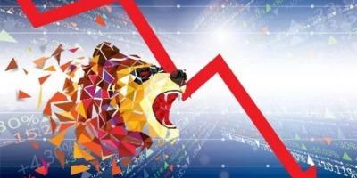शेयर बाजार भी कोरोना के कोहराम से सहमा, सेंसेक्स 882.61 अंक नीचे