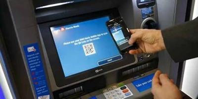 अब एटीएम को बिना कॉन्टैक्ट किये क्यूआर कोड के जरिये निकाल सकेंगे पैसे !