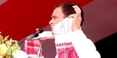 राहुल का वादा, सरकार बनी तो असम में नहीं लागू होगा CAA