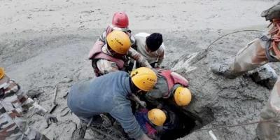 चमोली – 28 शवों को किया बरामद, 170 लोग अभी भी लापता, जलविद्युत परियोजना की सुरंग में फंसे 30—35 लोगों को बाहर निकाला गया