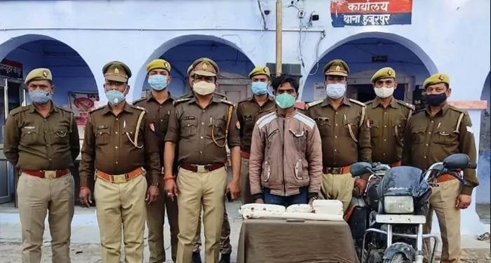 साढ़ू की हत्या का साढ़ू ही हत्यारा हुजूरपुर पुलिस ने हत्यारे को धर दबोचा
