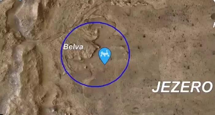 'पर्सवियरन्स' रोवर नासा का मंगल गृह पर एक और अभियान सफल