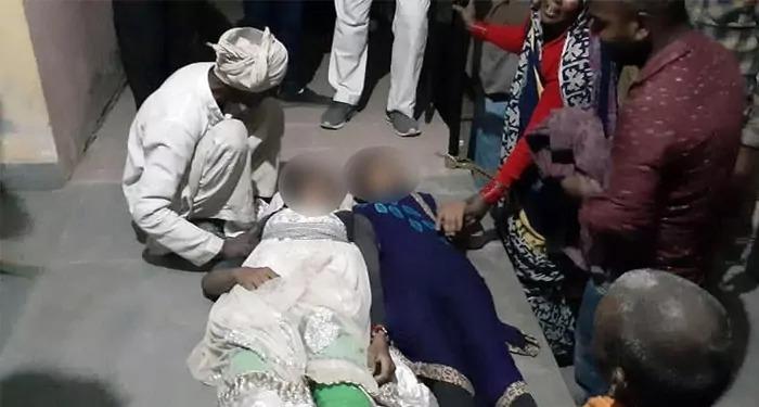 उन्नाव में तीन नाबालिग दलित किशोरियां खेत में मिलीं बेहोश, दो की मौत, एक की हालत गंभीर