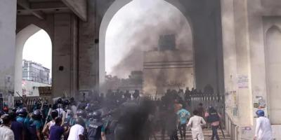 पीएम मोदी के बांग्लादेश में दौरे का हिंसक विरोध, 4 लोगों की पुलिस से संघर्ष में मौत