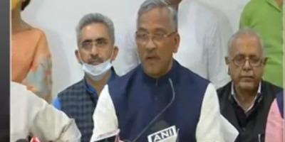 उत्तराखंड के CM त्रिवेंद्र रावत ने CM का पद छोड़ा, नए CM बन सकते हैं धन सिंह रावत