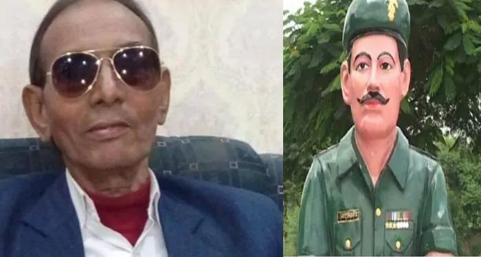 कानपुर हैलट अस्पताल पर लगा लापरवाई का आरोप, वीर अब्दुल हमीद के बेटे का हुआ निधन
