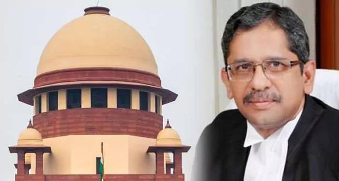 देश के 48वें CJI के तौर पर न्यायमूर्ति एन वेंकट रमण ने ली शपथ