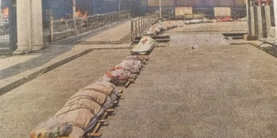 यूपी में कोरोना कोहराम के चलते, जारी है मौत की संख्या का बढ़ना
