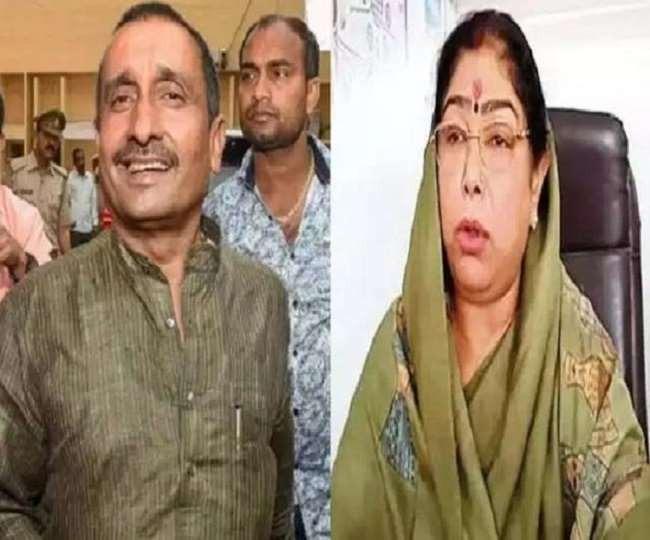 रेपिस्ट कुलदीप सेंगर की पत्नी को भाजपा ने बनाया पंचायत चुनावों में उम्मीदवार
