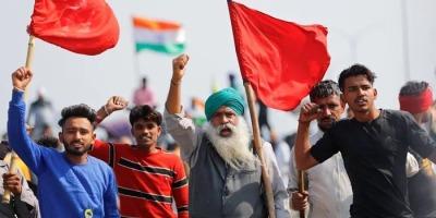 किसानों ने किया बड़ा फैसला, संसद तक मई में करेंगे मार्च