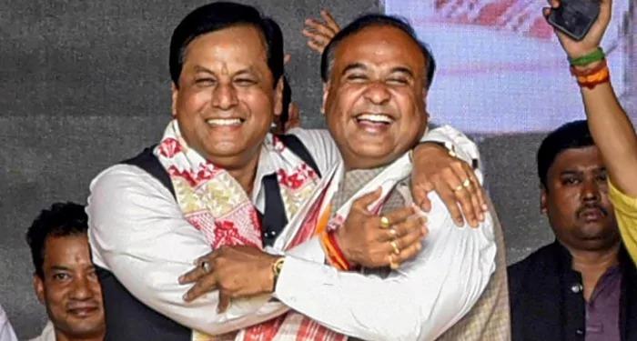 असम की राजनीति में होगा ऐसा पहली बार, जब बीजेपी लगातार दूसरी बार होगी काबिज